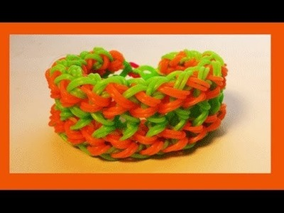 Double Fusion On Rainbow Loom
