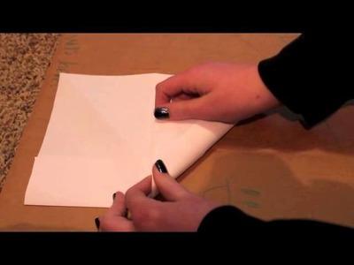 Easy Origami Heart For Beginners ❤