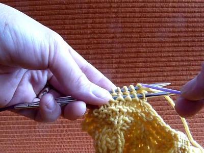Grafting Garter Stitch (Kitchener)