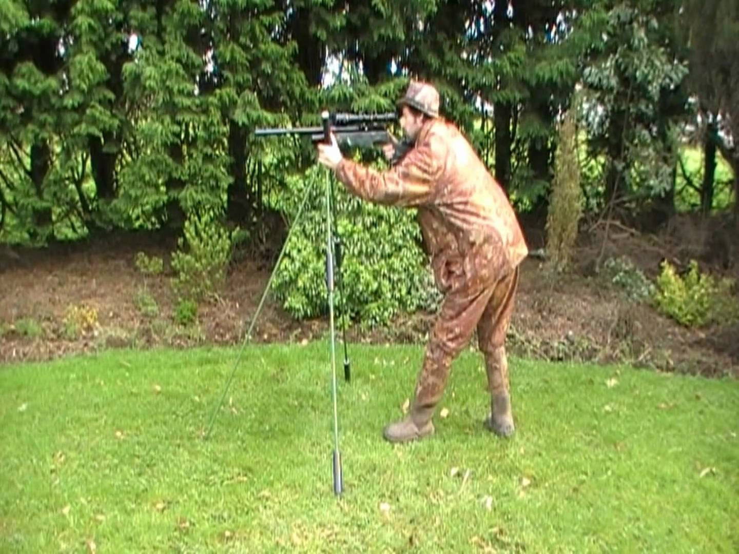 How To Make A Set Of Shooting Sticks, 2010