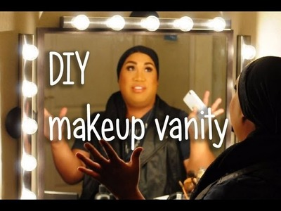 HOW TO: Makeup Vanity ★ patrickstarrr