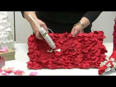 How To Use Silk Rose Petals For Fun Projects