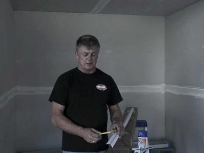 "Installing Trim-Tex ""Spray and Staple"" Trims"