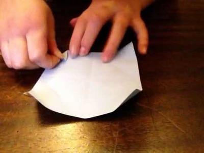 Origami Easter egg
