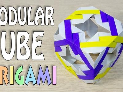 Origami Modular Cube : A Regular Hexahedron