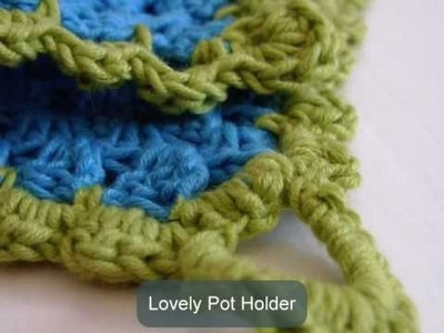 PDF crochet patterns - showcase of my projects