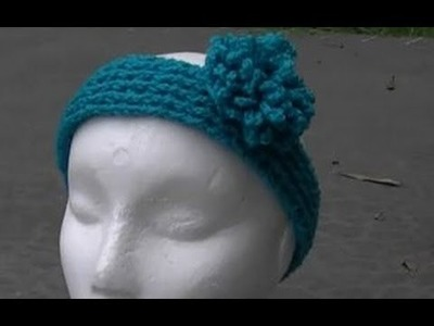 Ribbed Headband. Belt. Scarf. Bag Handle Tutorial Part 2 of 2