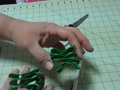 Ribbon Candy Ornament Tutorial