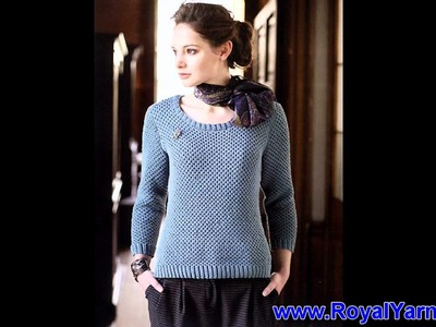 Rowan Knitting & Crochet Magazine 50 Pattern Review