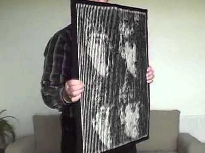 The Beatles Illusion Knit