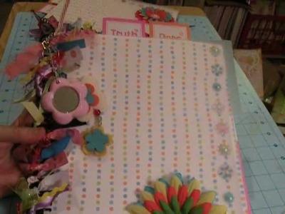 Finished Homemade Smash.Junk Journals