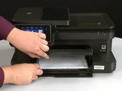 Fixing Paper Pick-Up Issues - HP Photosmart 7510 e-All-in-One Printer (C311a)