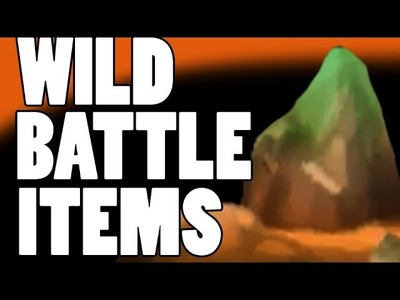 Guide to Finding Wild Battle Items! Natural Objects Farming Tutorial