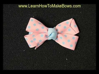 Hair Bow Accessories are Fun and Simple to Learn How to Make