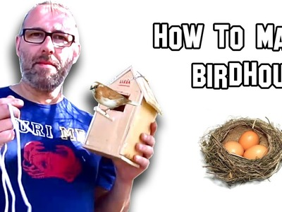 How To Make a Birdhouse | Cool Science Experiment