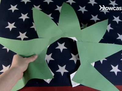 How to Make a Statue Of Liberty Crown for the 4th of July