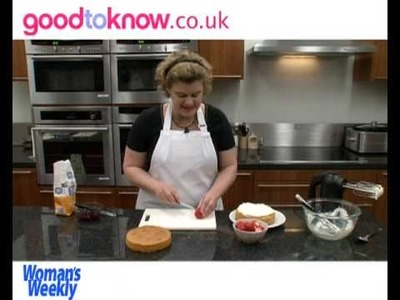 How to make a Victoria sandwich (part 2)