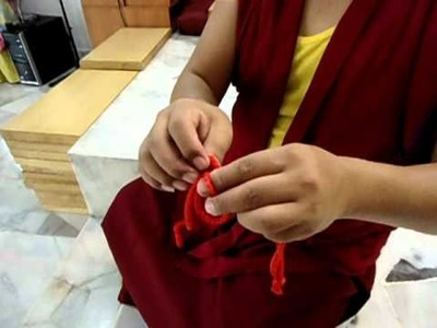 How to restring a mala - Part 1