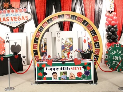 How to Throw a Casino Party - Casino Party Ideas - Shindigz