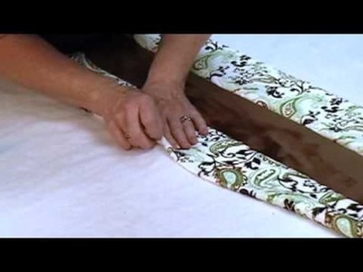 Minkee Row-By-Row Quilt: Part 5