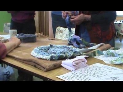 Nancy Today: Toothbrush rag rug tutorial pt 2 Mera ASMR