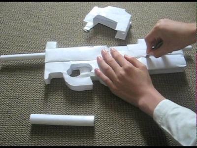 Papergunz4life FN P90 tutorial