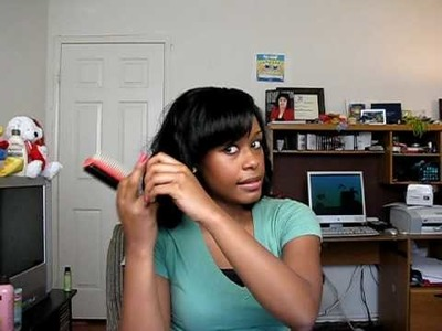 Part 2: How to Wrap Your Hair at Night to Get Soft Bouncy Curls in the Morning