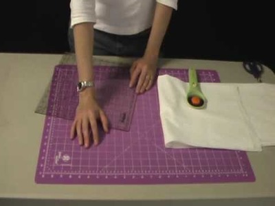 Supplies Needed for Cutting Quilting Fabrics