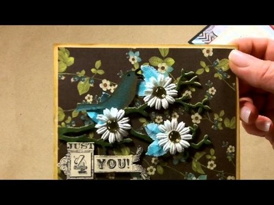 10 Cards from Scraps