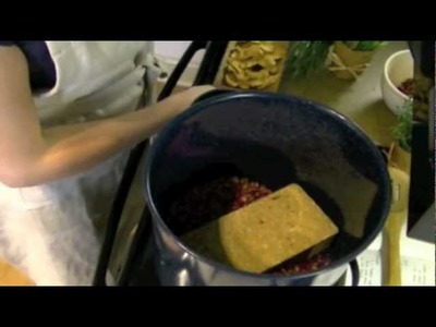 DIY: Brewing Herbal Floral Water