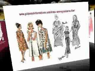 Dress sewing patterns free
