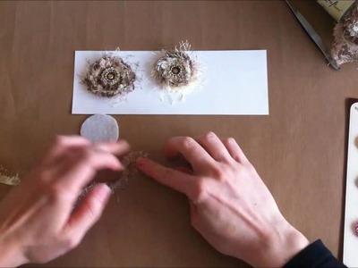 Flowers in Five ~ Episode 1: Fiber Spirals