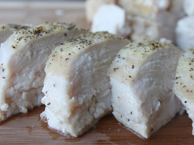 How to Make Super Moist Chicken Breasts