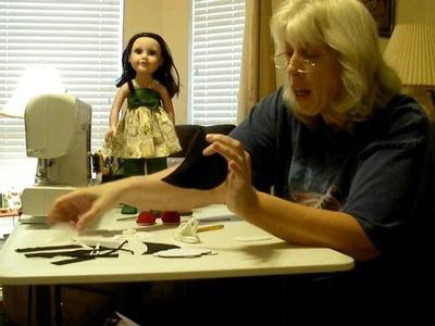 Make Doll Shoes Clogs Pt. 1