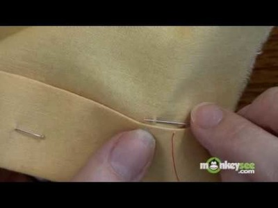 Sewing - The Whip Stitch