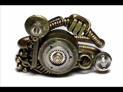 Steampunk Jewelry - For sale on ETSY