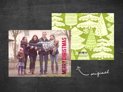 5 Christmas Cards, 20 Christmas Card Ideas | Pear Tree Greetings