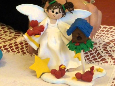 Deb Shares more Original Polymer Clay Works of Art