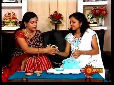 Divya Lenoy - Karaviruthu - Surya TV Sindhooram Part - 1