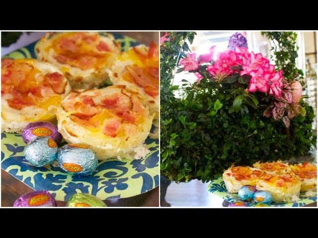 Easter Sunday Breakfast Idea!