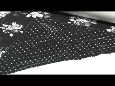 Envelope Quilt Large, Quilt by Sandi