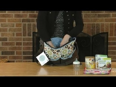 Frugal Organizing Tips for Diaper Bags & Purses : Smart Decor