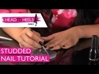 Fun & Easy Quilted Nail Tutorial | Head To Heels | Ep. 19