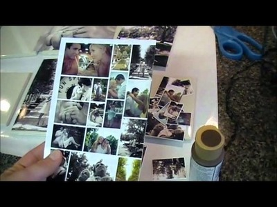 How to Make Photo Tile Coasters . 30 Days of Pinterest!!