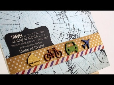 How-to video and GIVEAWAY : Travel