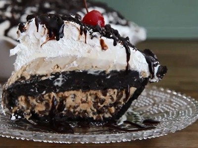 Ice Cream Desserts - How to Make Mud Pie