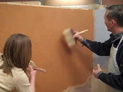 Part 2: Proper Application of American Clay Limewash