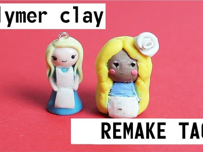 Polymer Clay Remake Tag | Jess Hughes