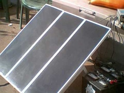 Product Review, Harbor Freight Solar Panel Kit