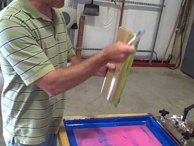 Ultimate Clean-Up Card for Silk Screen Printers